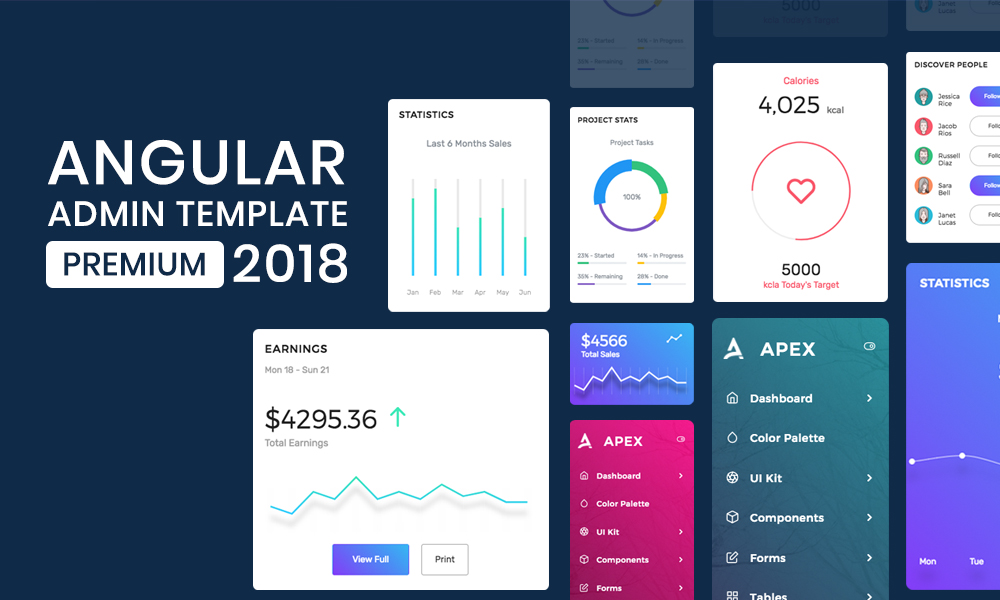 40 best free premium angular admin template 2018 themeselection