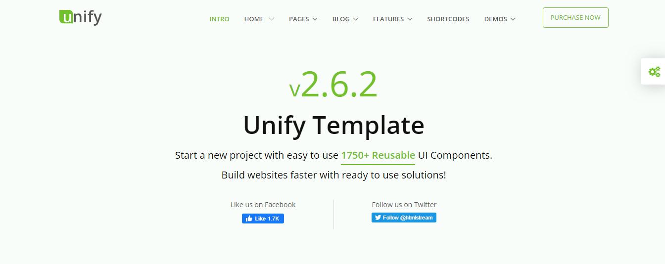 Virb – Free HTML5 Multi-Purpose Website Template