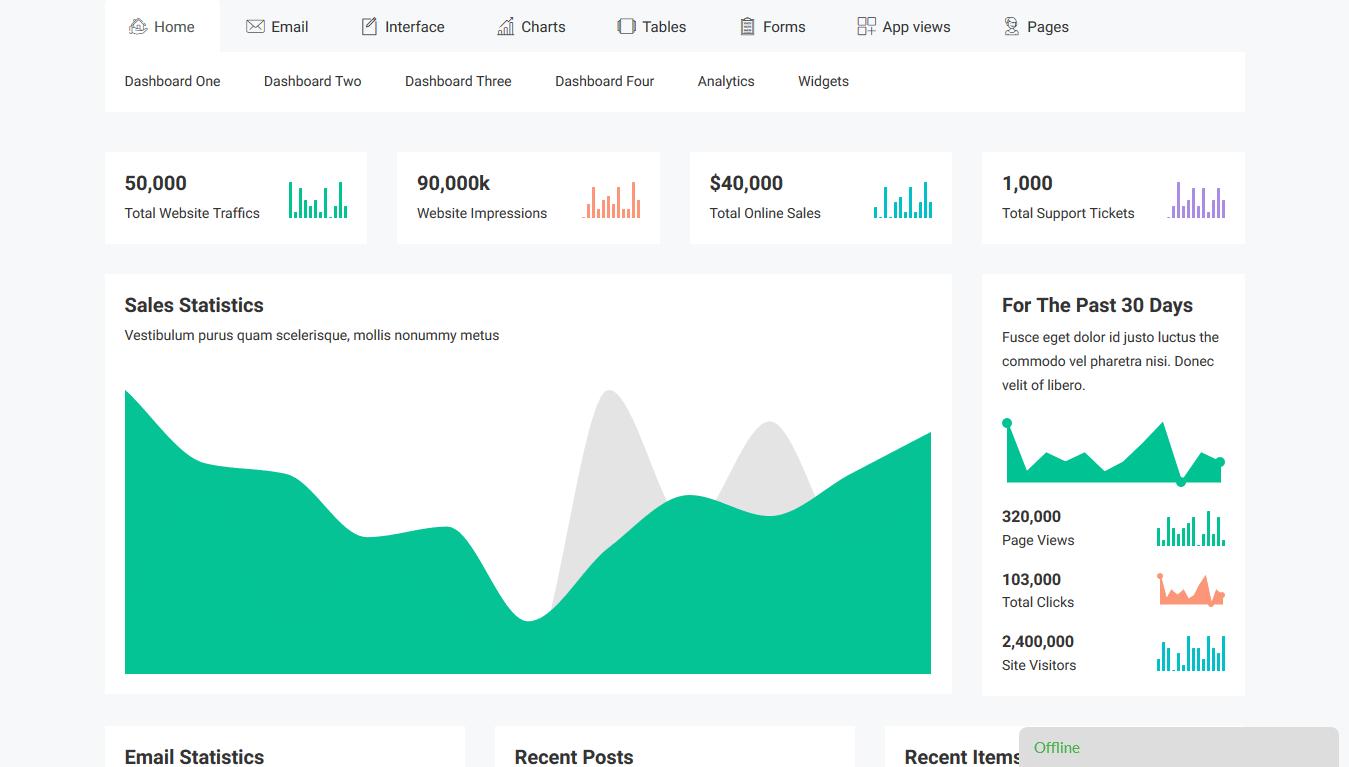 Notika Bootstrap Admin Template Github