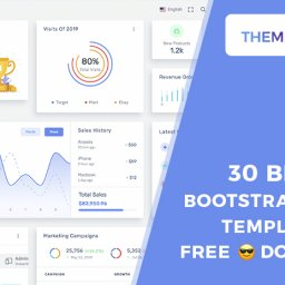 bootstrap-admin-template-free-download