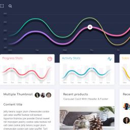 Chameleon Admin - Modern Bootstrap 4 WebApp Dashboard