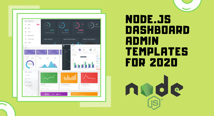nodejs-dashboard-admin-templates