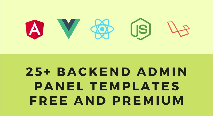 25+backend-admin-panel-templates