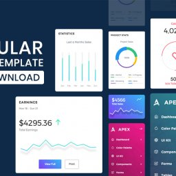 Angular Admin Template Free Download