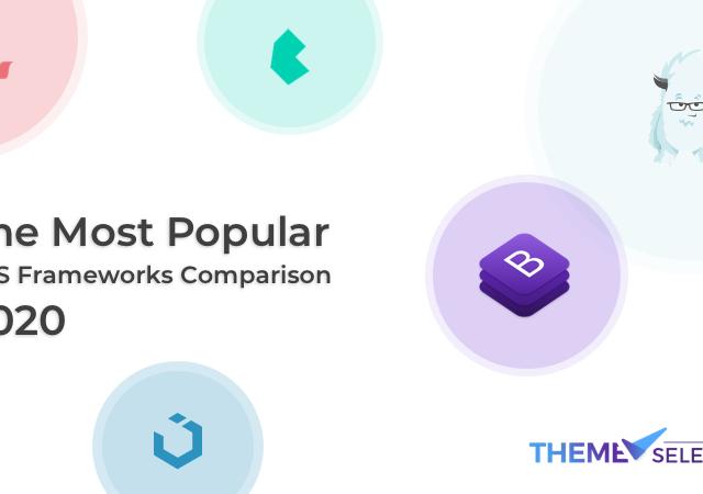 popular-css-framework-comparison