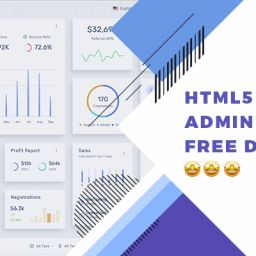html5 css3 admin template free download