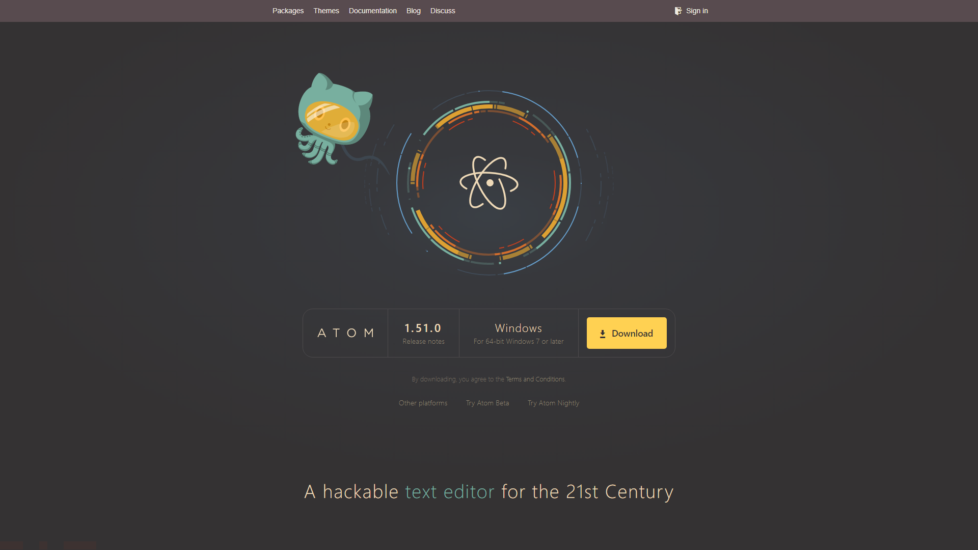 Atom Open Source Web Development Tools