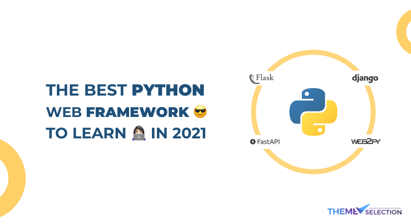 best-python-web-framework-to-learn
