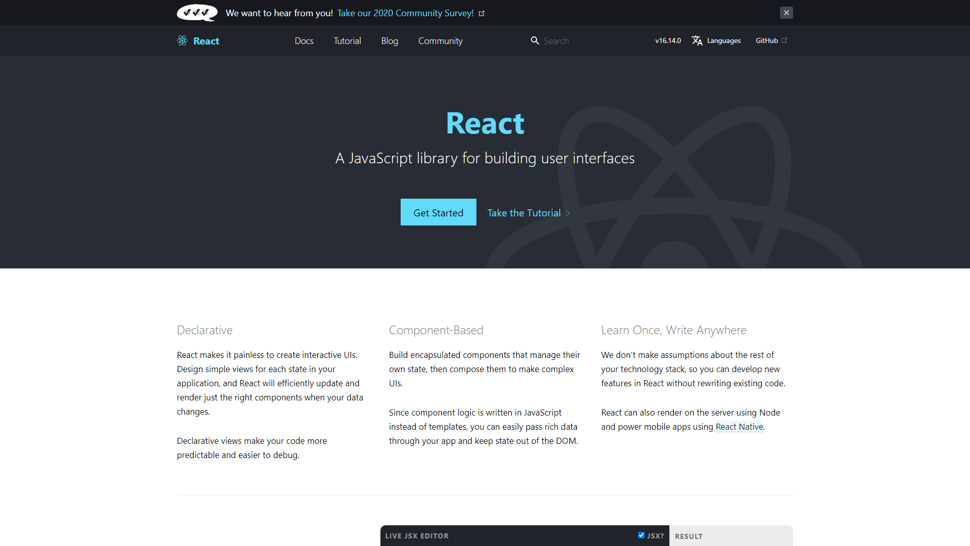 React Best JavaScript Frameworks