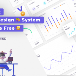 Figma design system template free