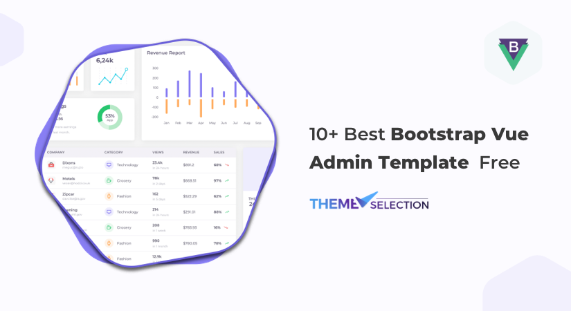 bootstrap vue admin template free