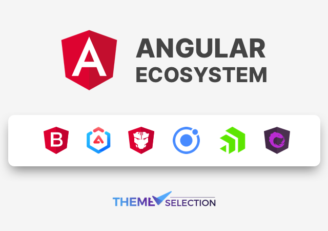 angular ecosystem