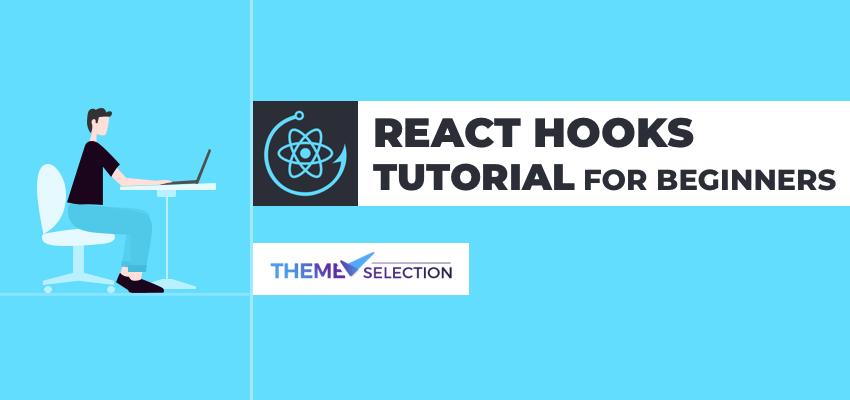 react hooks tutorial for beginners