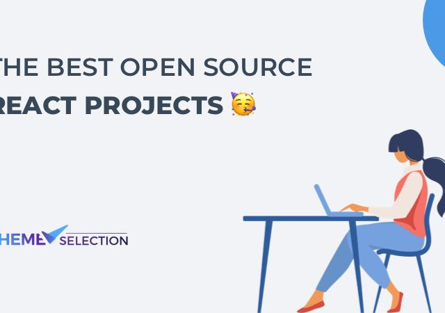 open source react projects