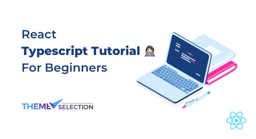 React typescript tutorial for beginners