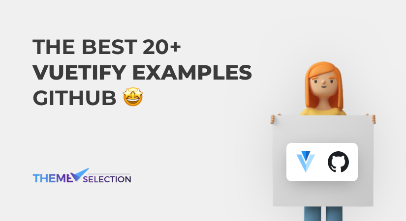 Vuetify examples