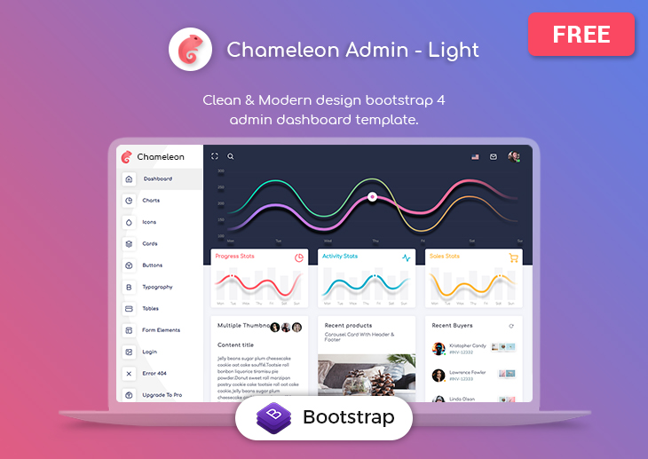 creative-admin-theme-light-free