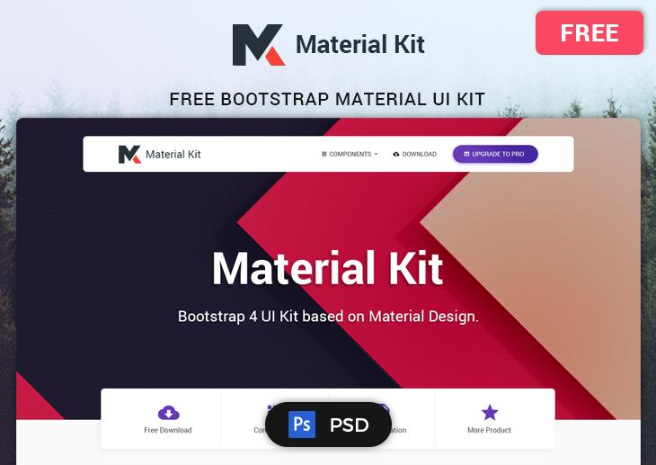 free-material-ui-kit-2