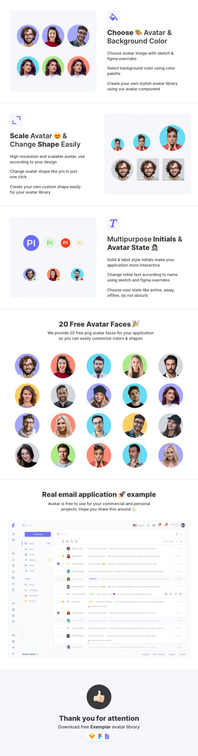 exemplar-free-avatar-library-for-figma-and-sketch-desc