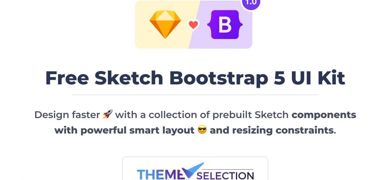 free-sketch-bootstrap-5-ui-kit